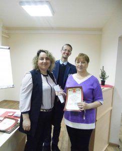 Серебряные волонтеры Сургутского района открыли Год добровольца