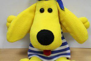 Символ года - Жёлтая собака. Декоративно-прикладное творчество.