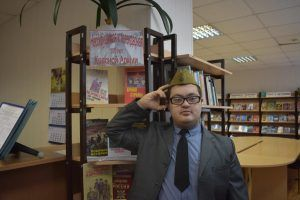О профессии библиотекарь
