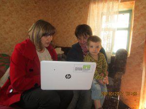 консультативное сопровождение семей с детьми