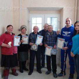 Первенство по шашкам прошло в Морозовском районе Ростовской области