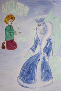 сказочные рисунки