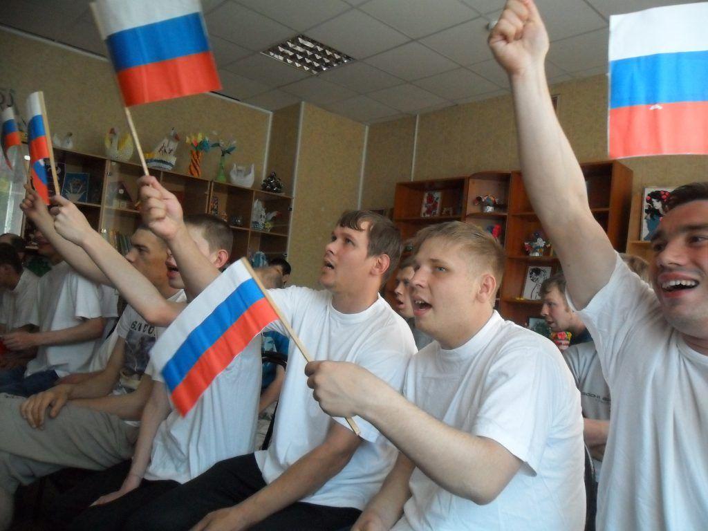 День России в Юрге