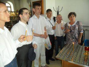 День памяти в Юрге