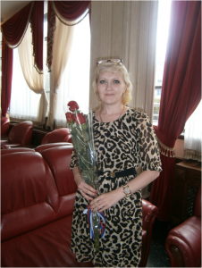 Трефилова Ольга Ивановна