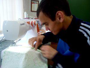 Обучаемся швейному делу