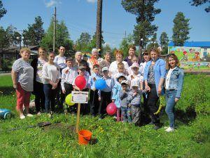 Лес Победы - Память о Великом Подвиге советских солдат