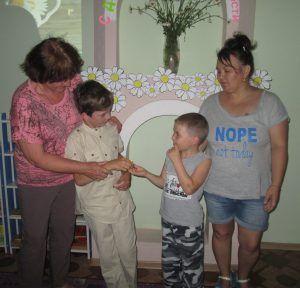 Моя семья - моя радость