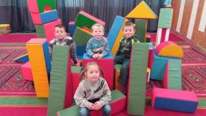 День семьи, любви и верности прошёл в Снежногорске