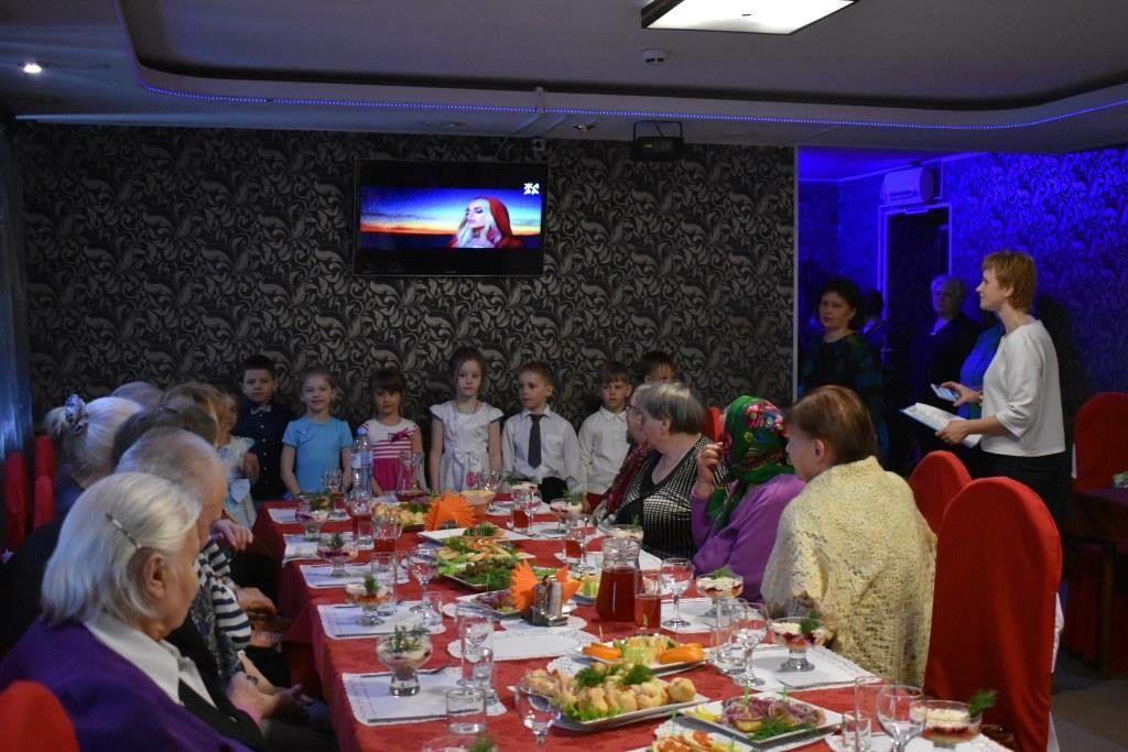 Клубная деятельность в ГОАУСОН Полярнинский КЦСОН