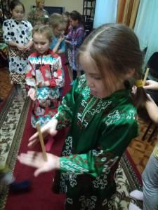 Сателлит на открытии Мегамаркета социальных услуг в Сургутском районе