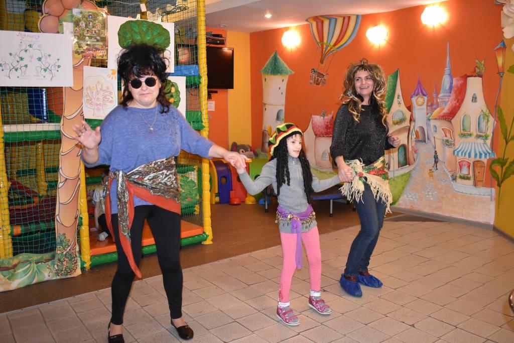 Счастливая семья: опыт реализации социального проекта. Богданова Н., Полярнинский КЦСОН