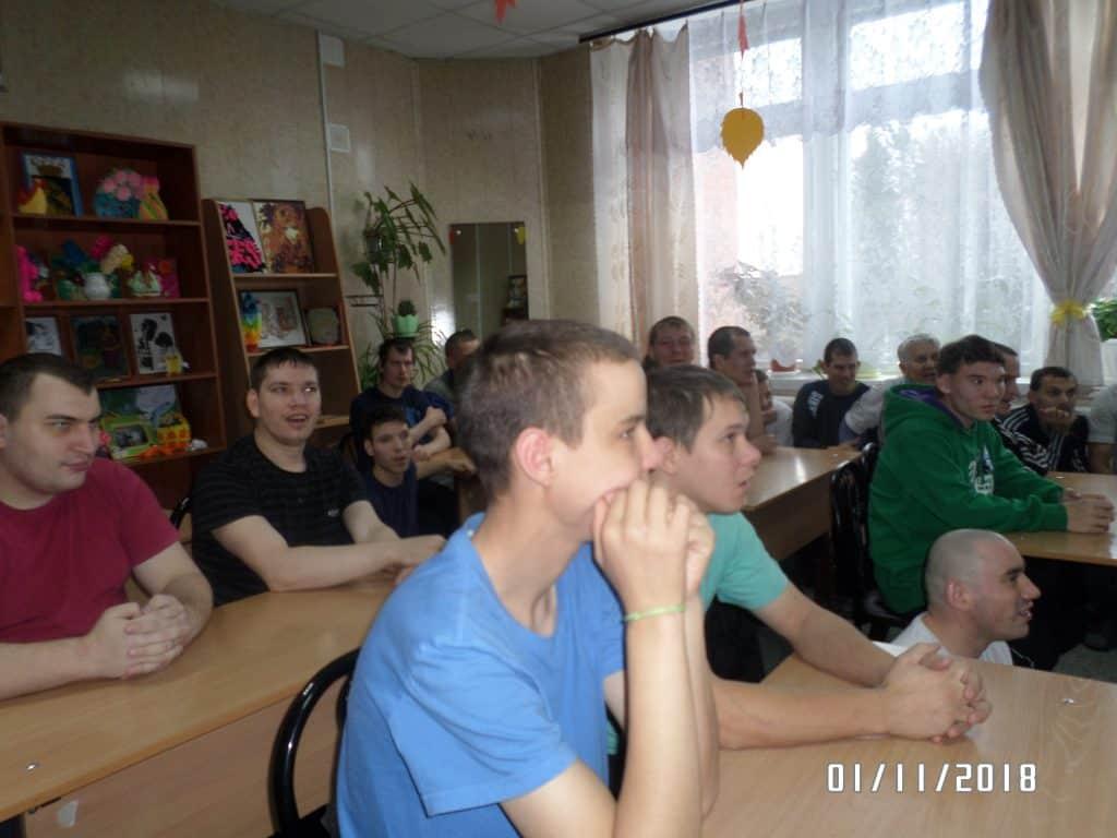 Жизнь наполняется смыслом. Алексеевская В.С., Никулина Е.А., г. Юрга, Кемеровская область