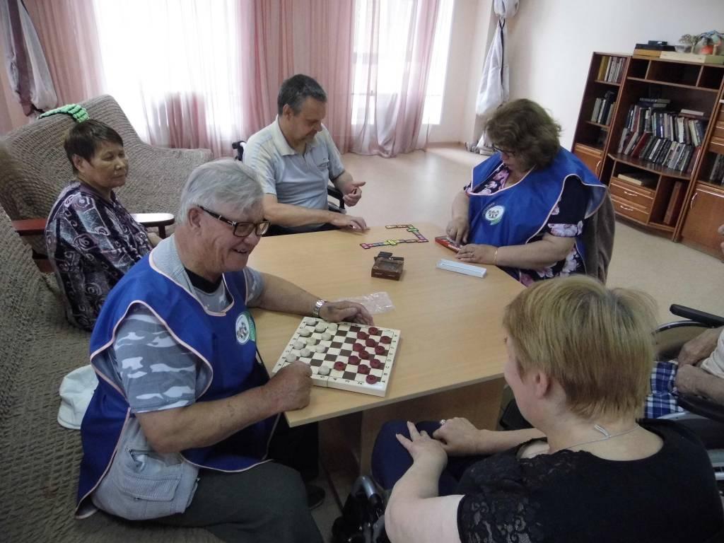 """""""Серебряные игры"""" в Сургутском районе"""