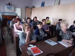 Школа ухода за маломобильными гражданами. Полатова Н.