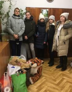 Волонтерское движение в КЦСОН г.Сарапула. Важенина А.