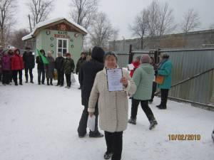 Пенсионеры играют в Зарницу. Е. Ананьева