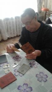 Воспоминания - богатства старости. Красноперова О.