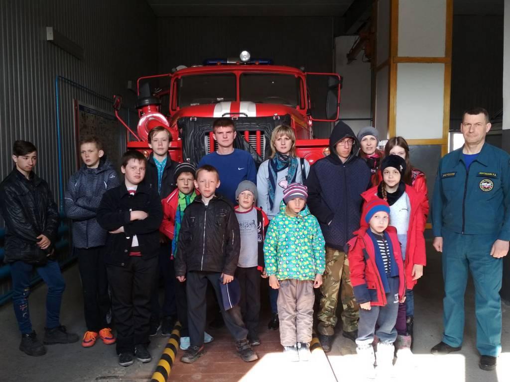 Кто такие пожарные? Алтайский край
