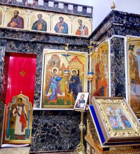 Святыни монастыря, Тютюнник
