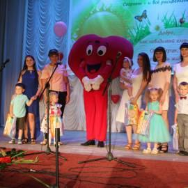 Фестиваль детского творчества «Мы дети солнца!»