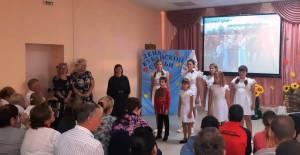 Выступление творческого коллектива Казачья юность