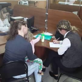 Патронажи в семьи с детьми — одна из главных форм точечной работы отделения социального сопровождения центра «Семья»